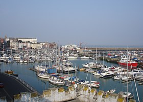 Royal Harbour, le port de Ramsgate.