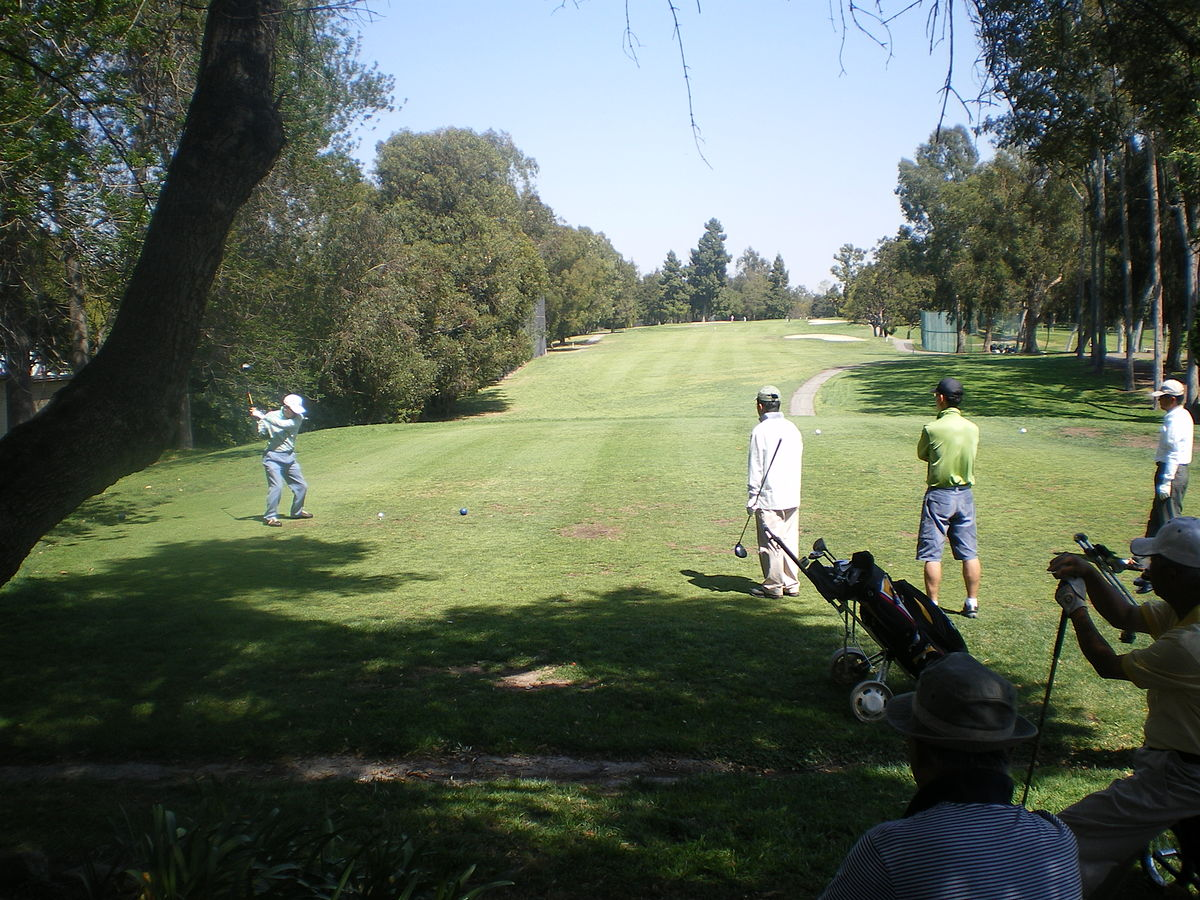 Rancho Park Golf Course - Wikipedia