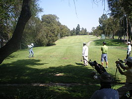 Rancho Park Golf Course, Los Angeles, 2008.JPG