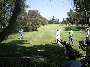 Rancho Park Golf Course - Rancho Park Golf Course, Los Angeles, 2008