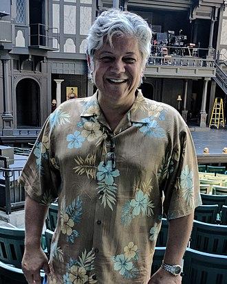 Randy Reinholz - Randy Reinholz at the Oregon Shakespeare Festival, July 29, 2017