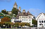 Rapperswil - Curtihaus - Schloss - Dampfschiff Stadt Rapperswil 2013-09-13 17-12-16.JPG