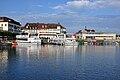 Rapperswil - Hafen - Fischmarktplatz 2010-06-14 19-31-28.JPG