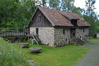 Jönköping County - Image: Rasmus kvarn Röttle