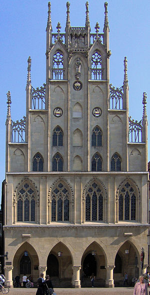 Det Historiske R 229 Dhuset I M 252 Nster Wikipedia