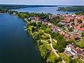 Ratzeburg Inselstadt aerial 02.jpg