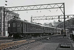 Reading electric multiple units - Image: Reading 799 near Reading Terminal, Philadelphia, September 1964 (23872619066)