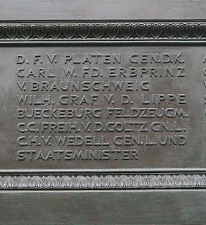 Prussian general