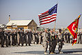 Relief and Appointment, CLR-2 welcomes Marines, sergeant major 130725-M-KS710-039.jpg