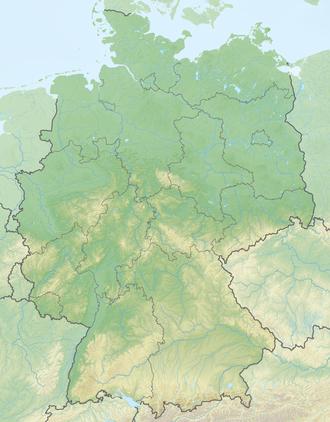Geographie Deutschlands (Deutschland)