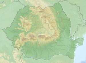 Belci Dam (Romania)