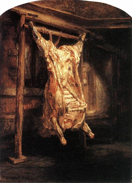 File:Rembrandt - The Flayed Ox - WGA19252.jpg