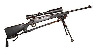 Remington Model 700 Type of Bolt action rifle