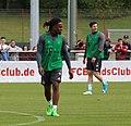 Renato Sanches Training 2017-05 FC Bayern Muenchen-1.jpg