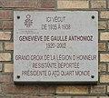 Rennes - Maison de Gaulle-Anthonioz plaque.jpg