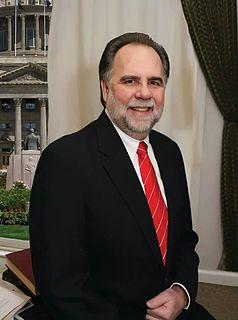 Vito Barbieri American politician from Idaho