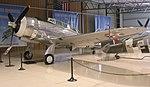 Republic AT-12 Guardsman, Planes Of Fame Museum, Chino.jpg