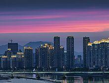 Residential Buildings in Fuzhou