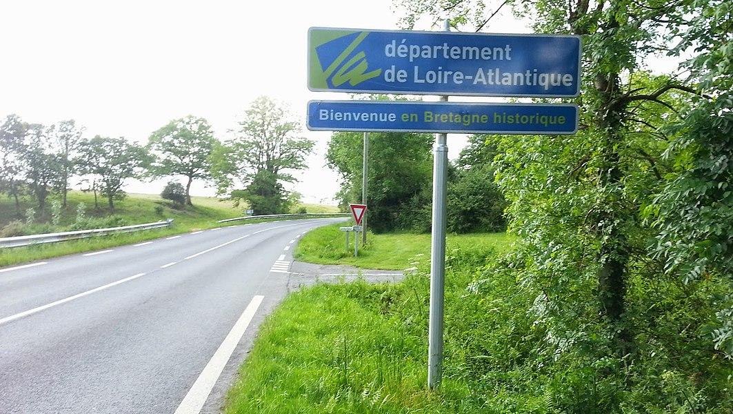 Retour en Bretagne! Presque arrivé!