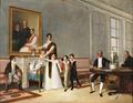 Retrato da Família do 1.º Visconde de Santarém (1816) - Domingos Sequeira.png