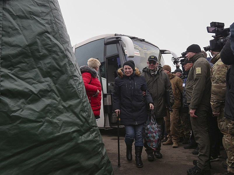 Return of liberated citizens to the territory controlled by Ukraine (2019-12-29) 038.jpg