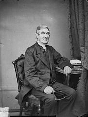 Revd J Hughes, Gwyddelwern (1870)