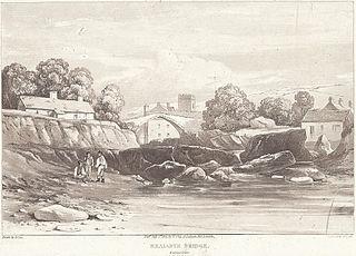 Rhaiadyr Bridge, Radnorshire