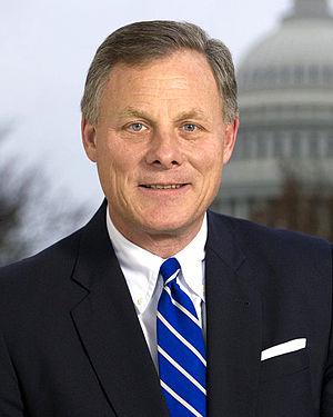 United States Senate election in North Carolina, 2010 - Image: Richard Burr official portrait crop