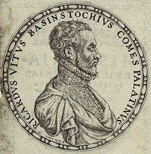 Richard White of Basingstoke - Richard White of Basingstoke.
