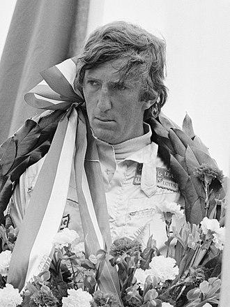 Jochen Rindt - Rindt at the 1970 Dutch Grand Prix