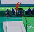 Rio 2016- Artistic gymnastics - men's qualification (29257457171) (cropped).jpg