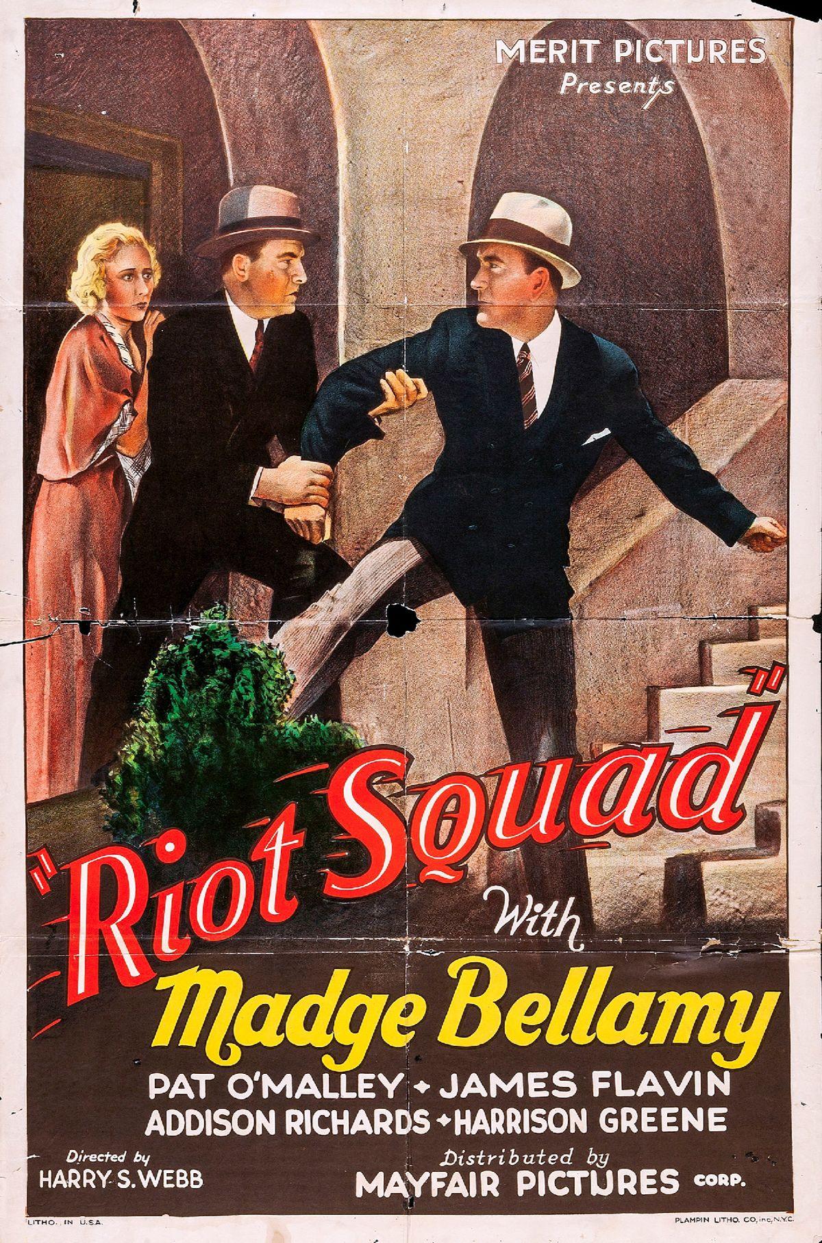 Judge Roy Moore Wikipedia >> Riot Squad (film) - Wikipedia