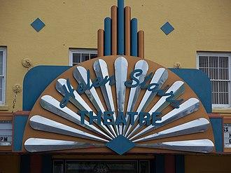 Wayne Densch Performing Arts Center - Image: Ritz Theater in Sanford 1