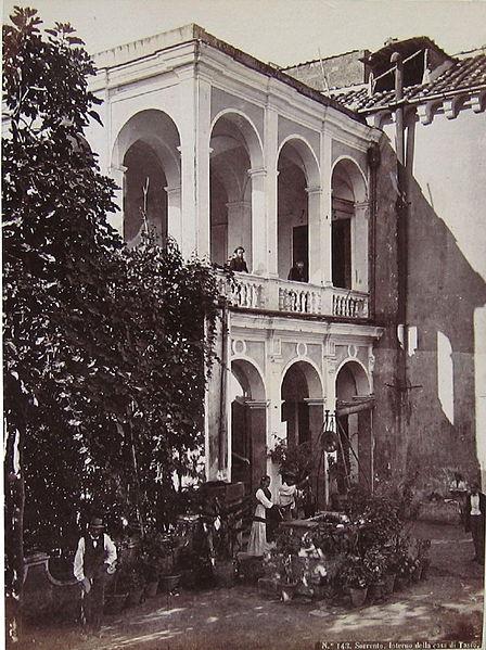 File rive roberto 18 1889 n 143 sorrento for Interno della casa