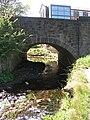 Road Bridge over Pudsey Beck - Roker Lane - geograph.org.uk - 420973.jpg
