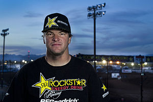 Rob MacCachren - MacCachren at Speedworld for LOORRS racing