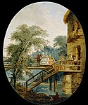 Robert, Hubert - The Footbridge - c. 1775.jpg