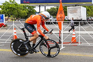 Rob Britton Canadian bicycle racer
