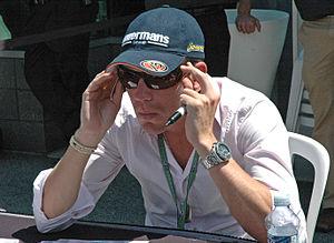 Robert Doornbos - Doornbos at the 2005 United States Grand Prix