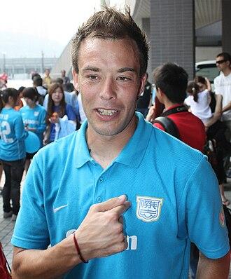 Roberto Losada - Losada as a Kitchee player (2011)