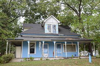 Robertson House (Kensett, Arkansas)