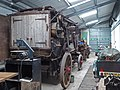 Robey Trust, Tavistock - threshing machine (geograph 5326150).jpg