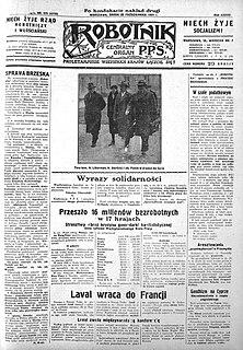 <i>Robotnik</i> (1894–1939)