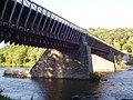 Roebling Bridge south side from west low.jpg