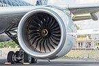 Rolls-Royce Trent XWB on Airbus A350-941 F-WWCF MSN002 ILA Berlin 2016 01.jpg
