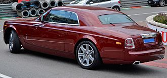 Rolls-Royce Phantom Coupé - Rolls-Royce Phantom coupé