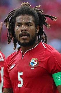 Román Torres Panamanian footballer