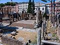Roma - Area Sacra Largo Argentina - Temple A.jpg