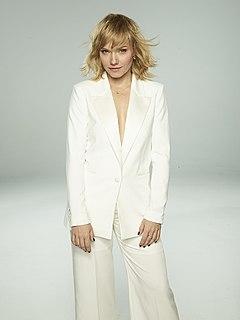 Roma Gąsiorowska Polish actress and fashion designer (born 1981)