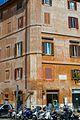 Roma particolare edificio piazza Chiesa Nuova.jpg